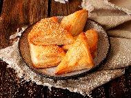 Лесни бутер банички със сирене
